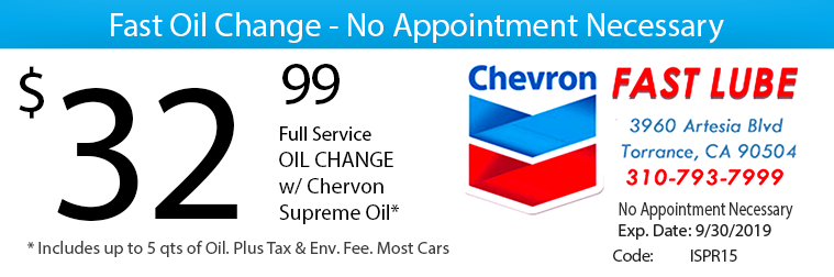 Coupon For Oil Change >> Oil Change Specials Coupons Synthetic Oil Change Specials