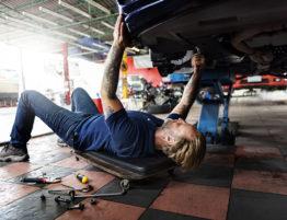 Auto Repair Brake